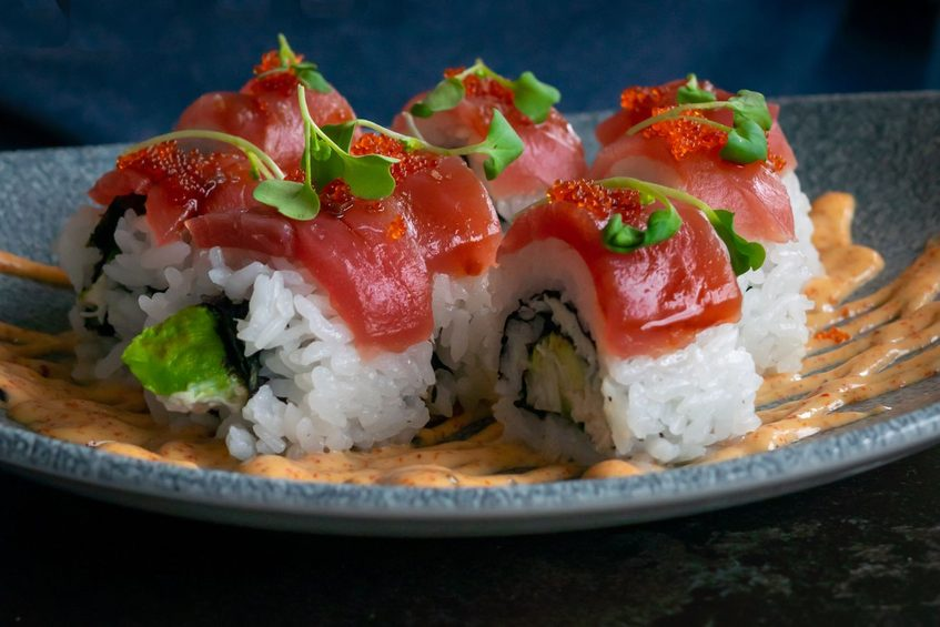 Homemade sushi, Sushi simplified – Cape Fish style